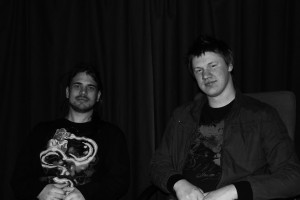 Tiaan_And_Alex_BW
